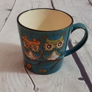Greater Gathering Owl Mug